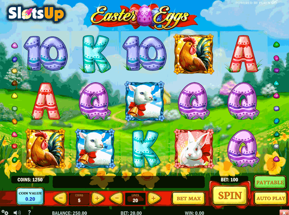 The 5 Best Online Easter Slot Games