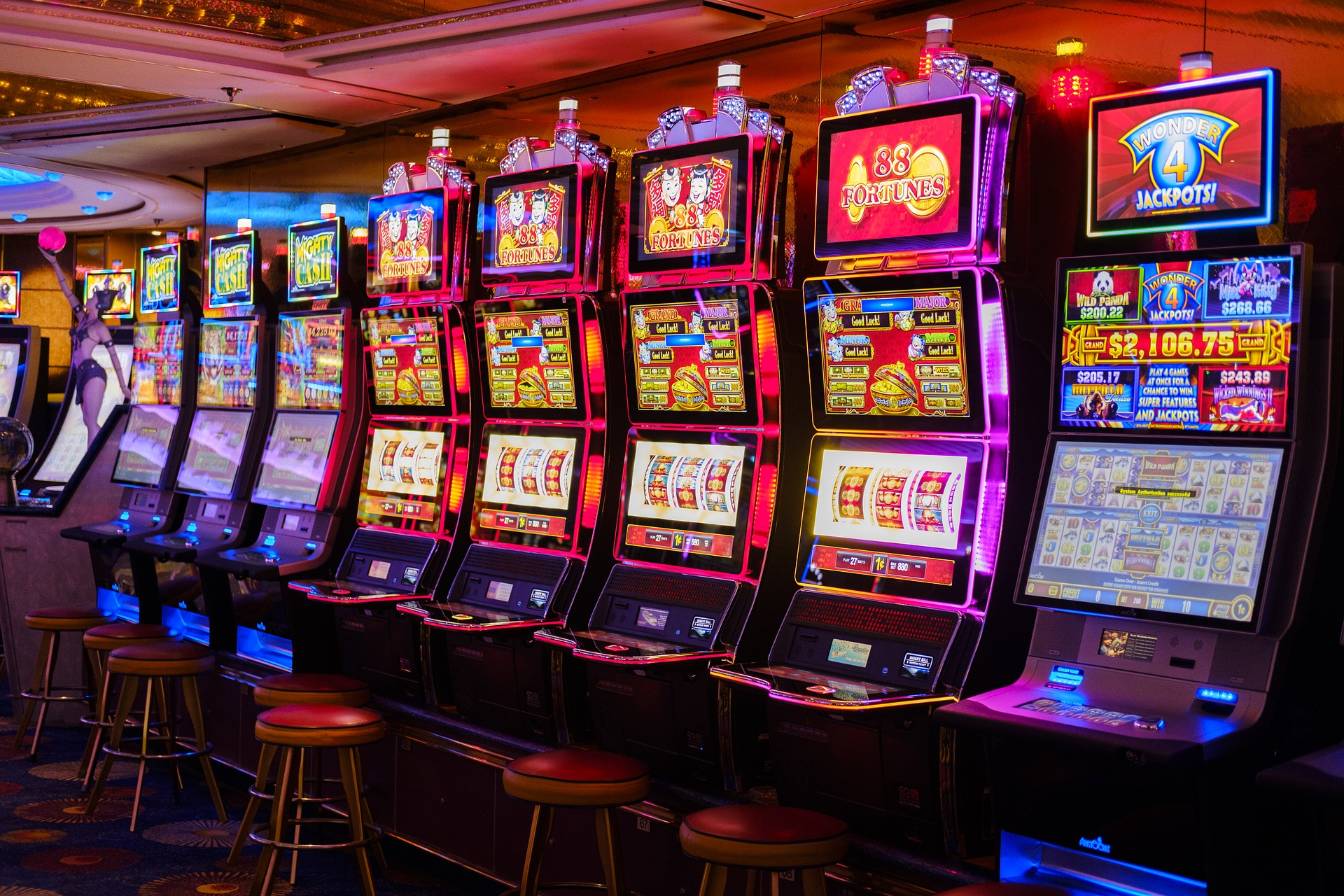 Reasons to Prefer Slots Even When You Are Not on a Big Budget